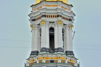 View of Assumption Cathedral in Kiev Pechersk Lavra - Kostenloses image #335097