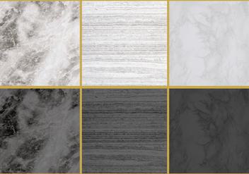 Marble Texture Vectors - Free vector #335487