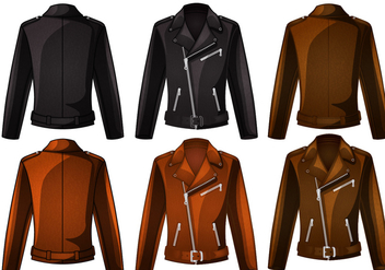 Cool jacket - Free vector #335587
