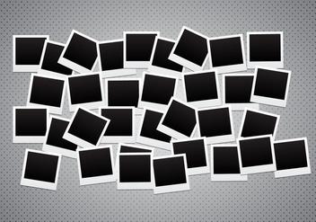 Free Photo Frames Vector - Free vector #336637