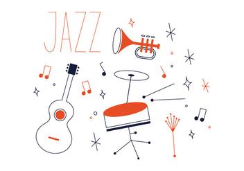 Free Jazz Vector - vector #337027 gratis