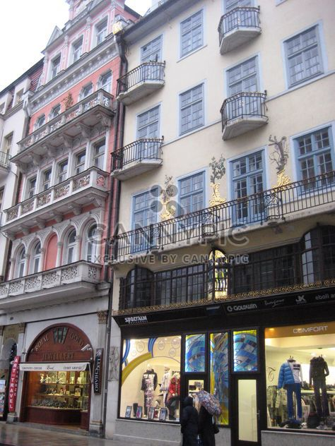 Houses in Karlovy Vary - Free image #338227