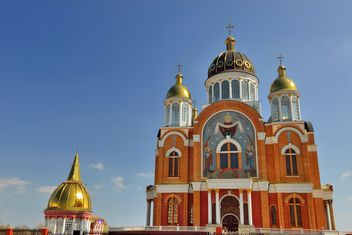 Holy Protection Church, Kiev - image gratuit(e) #338237