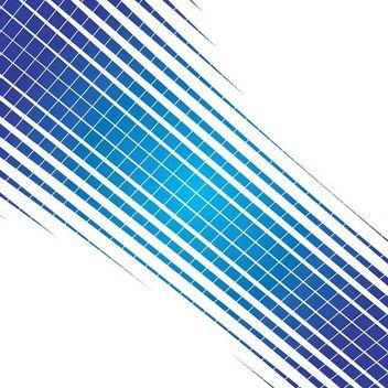 Blue halftone - Kostenloses vector #338877