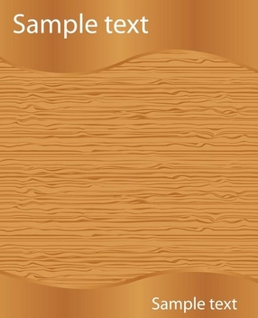 Design with wood texture - vector gratuit #338887