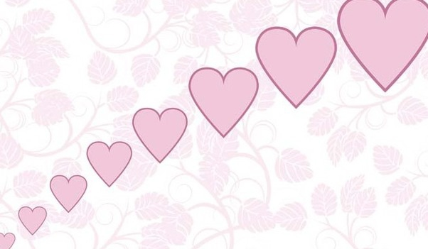 Valentines day background - Free vector #338997