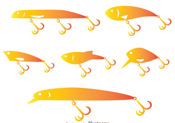 Fishing Bait - Free vector #339327