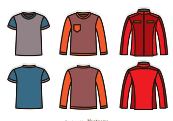 Man Clothes - vector gratuit #339467