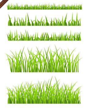 Vector Grass - vector #340067 gratis