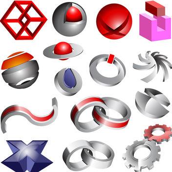 Vector Logos - Free vector #340087