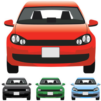 Vector Car - vector #340247 gratis