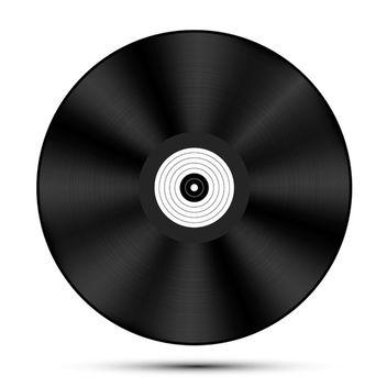 Vector Vinyl Record - Kostenloses vector #340627