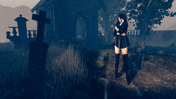 Gothic introspection - image gratuit #341277