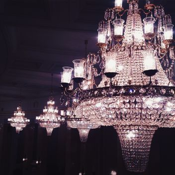 Chandelier at the Opera House in Minsk - бесплатный image #342857