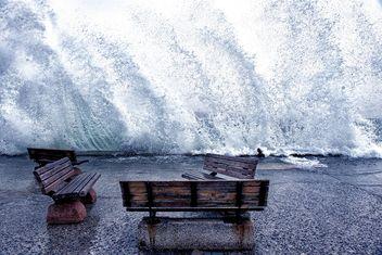Bosphorus storm - Free image #342877