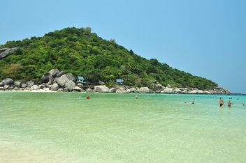 Nangyuan lsland beach - Free image #343877