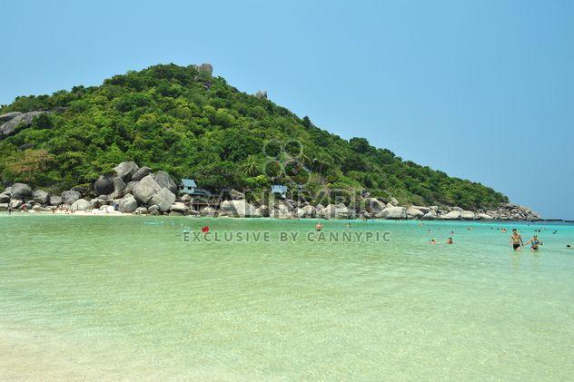 Nangyuan lsland playa - image #343877 gratis