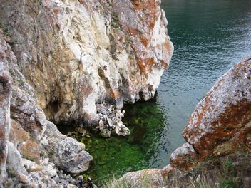 Cape khoboy on olkhon island, lake Baikal - image #343987 gratis