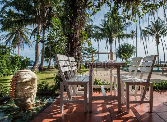 Confortável resort oceânico - Free image #344127