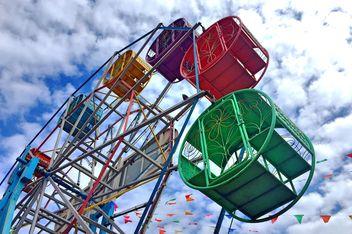 Ferris wheel - image #344447 gratis