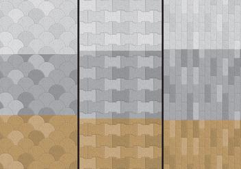 Stone Path Vectors - Free vector #344837