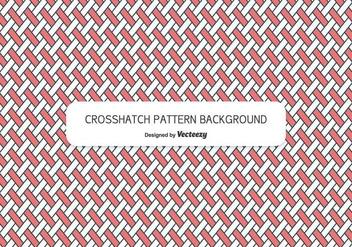 Crosshatch Style Background Pattern - Kostenloses vector #344887