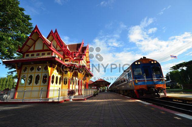 Hua Hin railway station, Thailand - Free image #345037