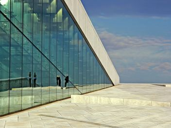 Oslo Opera House, Norway - бесплатный image #346227
