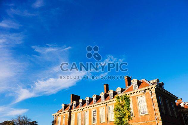 Stately home, United Kingdom - Free image #347027