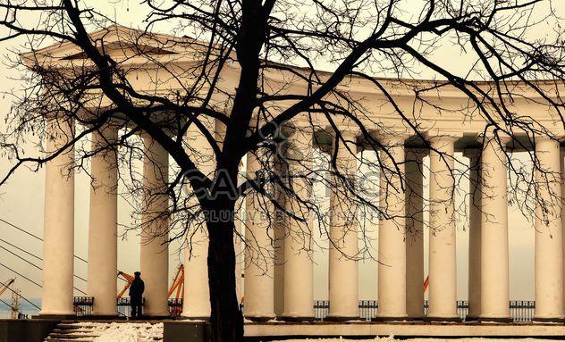 Колоннада Воронцовского дворца, Одесса, Украина - бесплатный image #347827