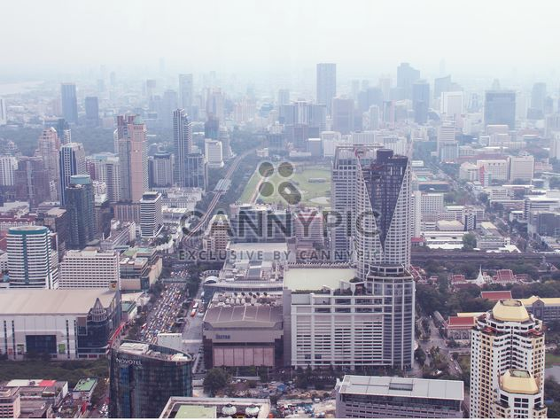 Skyscrapers in Bangkok - Free image #350237