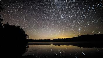 Beaver Lake Mirror. - Free image #351607