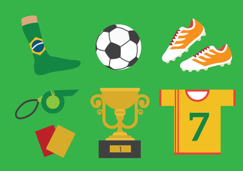 Football Kit Vector - Free vector #353167