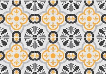 Talavera Pattern Vector - vector #353687 gratis