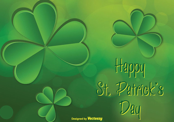 St Patrick's Day Vector Illustration - vector gratuit #355497