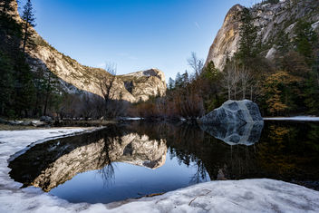 Mirror Lake - image gratuit #356057