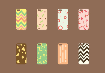 Free Iphone Case Vector #1 - Free vector #356747
