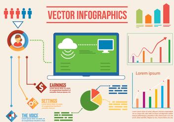 Free Infographics Vector - Kostenloses vector #357397