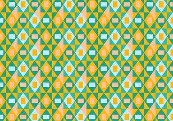 Free Green Pattern #5 - Free vector #358067