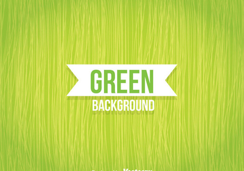 Green Line Background - vector #358537 gratis
