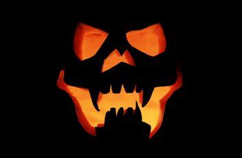 Halloween pumpkin Jack-o'-lantern - Kostenloses image #359157