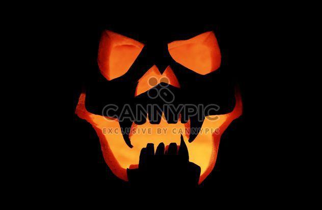Citrouille-lanterne citrouille Halloween - image gratuit #359157