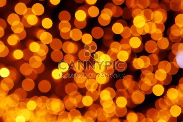 Christmas bokeh background - Free image #359177