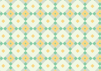 Geometric Traditional Pattern - Free vector #359447