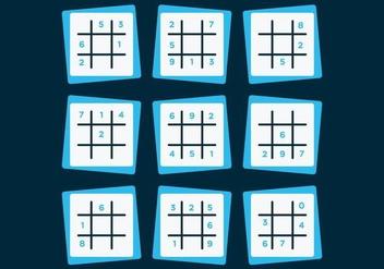 Free Sudoku Vector - Free vector #361507