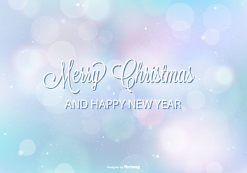 Beautiful Christmas Illustration - vector #362767 gratis