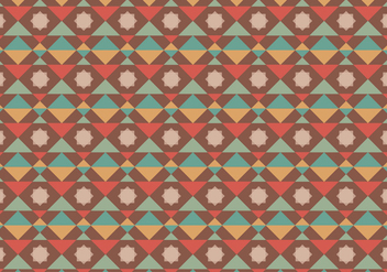 Native Traditional Pattern - Kostenloses vector #362927