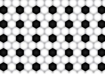 Football Texture Vector - Free vector #362947