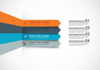 Infographics Vector Design - Free vector #364097