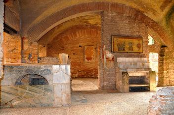 Italy-0335 - Thermopolium - Kostenloses image #364517